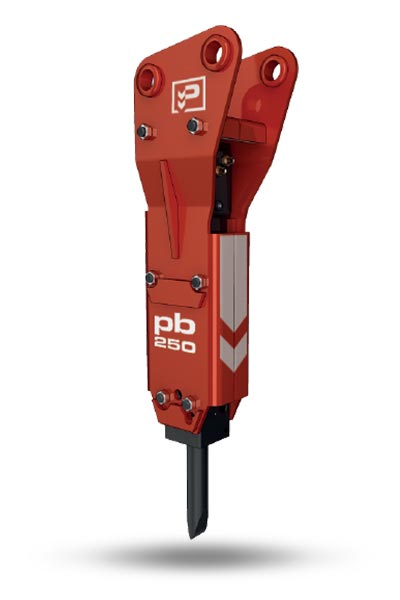 Promove XP250: maneuverability and power in a single instrument