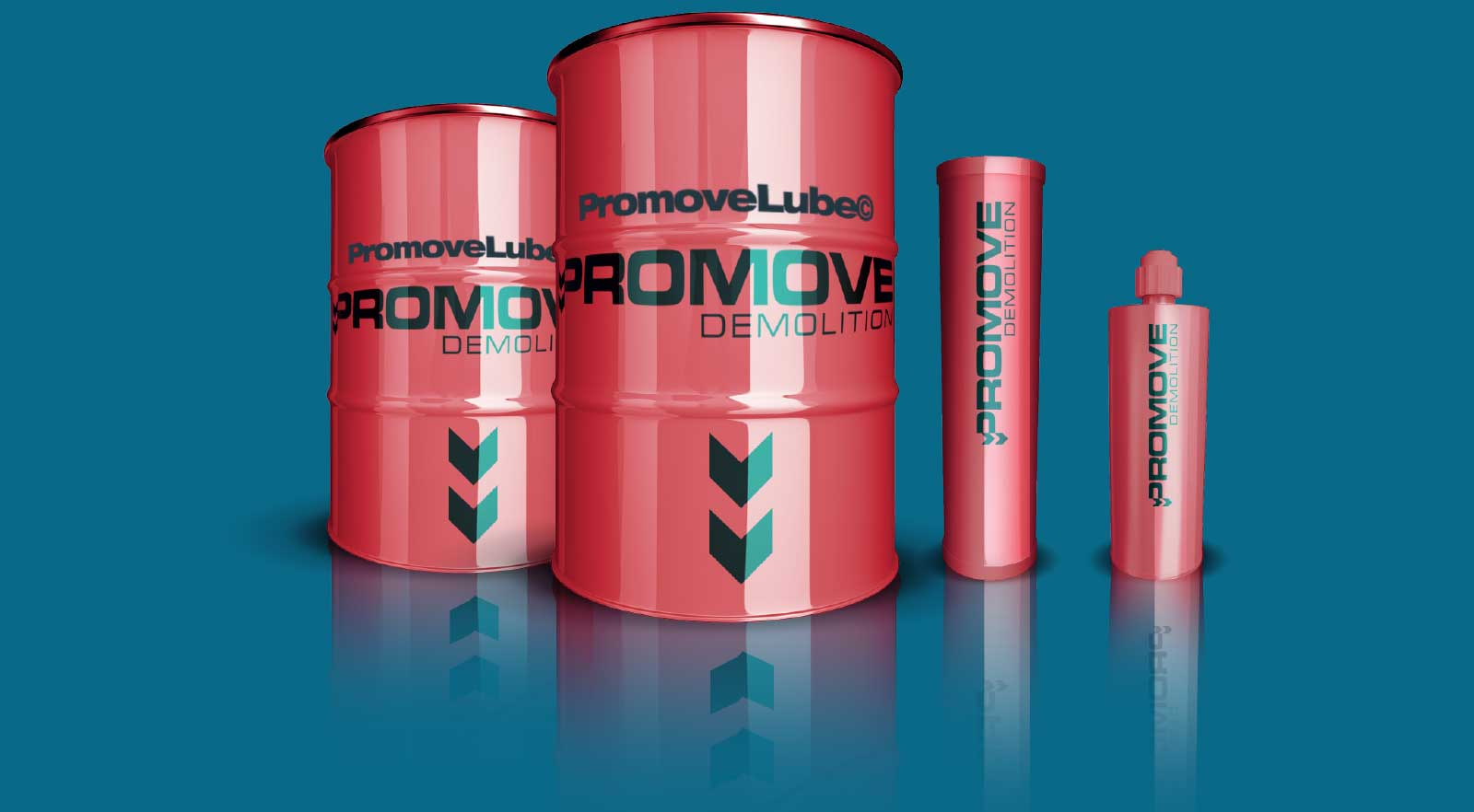 Promove & PromoveLube, a long lasting quality.
